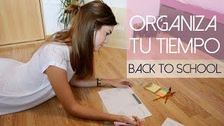 Back to school: Organiza tu tiempo y ten mejores resultados Thumbnail