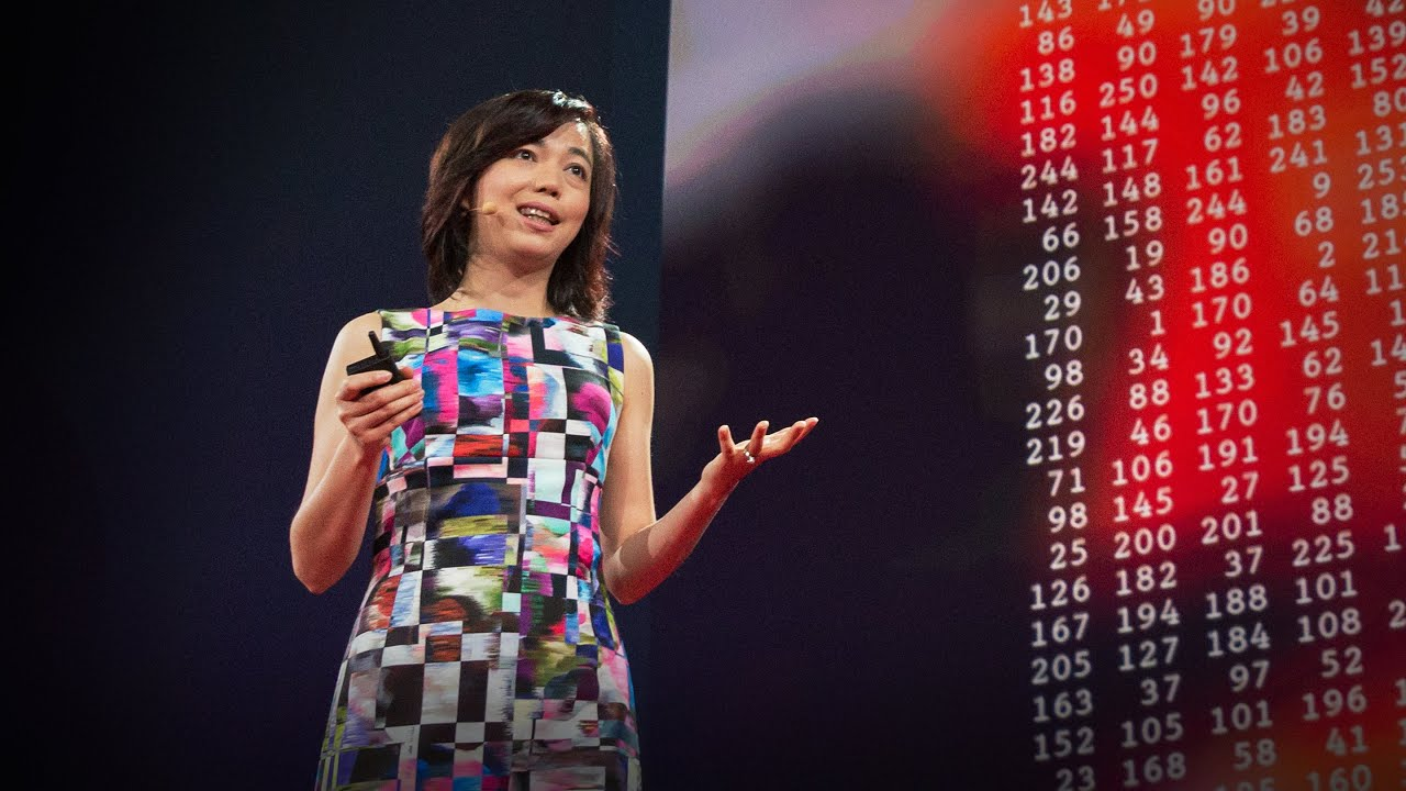 How we teach computers to understand pictures   Fei Fei Li