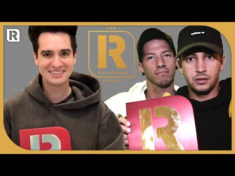 Rock Sound Awards 2018: Panic! At The Disco, Twenty One Pilots & More... Mp3