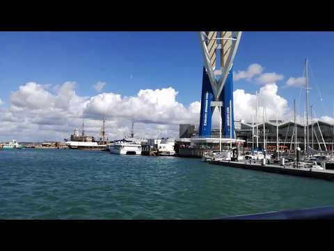 Portsmouth Harbour 2017