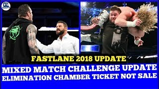 #32 Fastlane 2018 Matches, Mixed Match, Tickets Not Sale & Smack Down 20/02/2018 Highlights