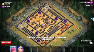 Clash of clans 999 wizz level max
