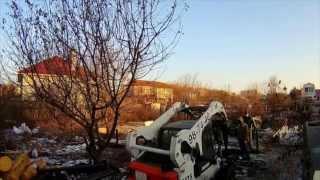 Строительство дома из клееного бруса под ключ в Саратове(В данном видео ролике мы строим дачный дом под ключ размером 6х4 м из клееного бруса 80 мм, общая площадь котор..., 2015-03-16T18:10:05.000Z)