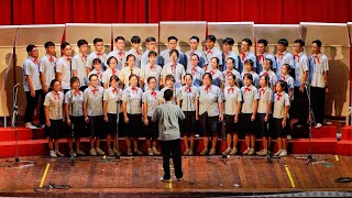 Publication Date: 2018-07-04 | Video Title: STTSS S3 Xin 2018 Choir Compet