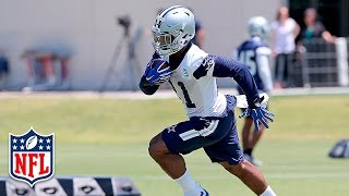 "Ezekiel Elliott At Cowboys Mini-Camp: ""You Have To Represent That Star"" 