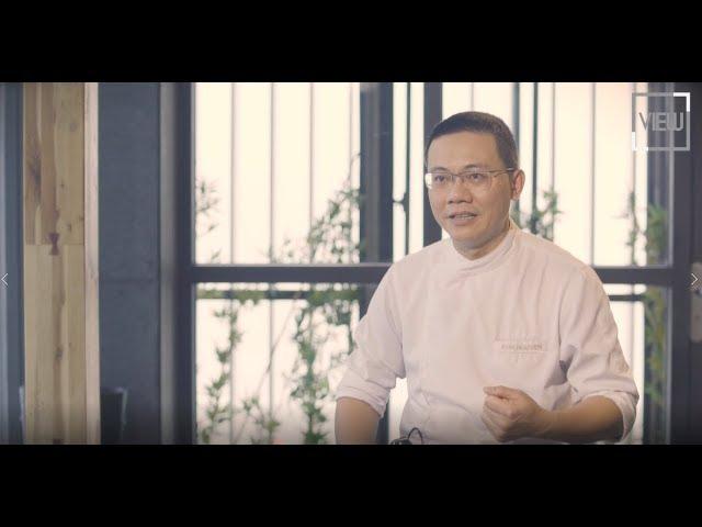 Hành trình chinh phục món ăn Nhật - Chef Tuấn Anh | Chef's Choice | VIEW
