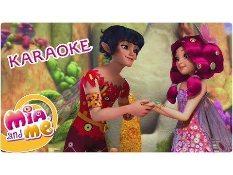 Mia and me - Theme Song - Karaoke