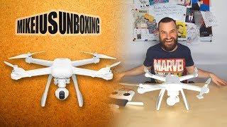 Mi Drone 4K - Mikeius Unboxing