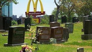 Осторожно - американская еда! / #ГМО #макдоналдс #макдональдс #mcdonalds