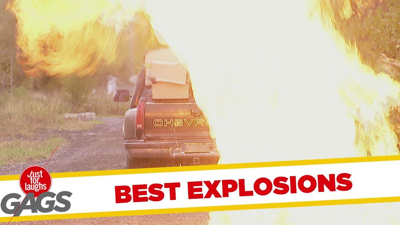 Best Explosion Pranks