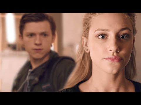 betty cooper + peter parker | something just like this (homecoming AU)
