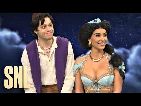 Jasmine and Aladdin - SNL