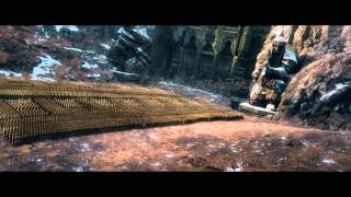 the hobbit the battle of the five armies official trailer 48fps hd