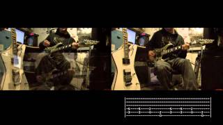 TABS: Agalloch - Falling Snow (full cover with tabs)