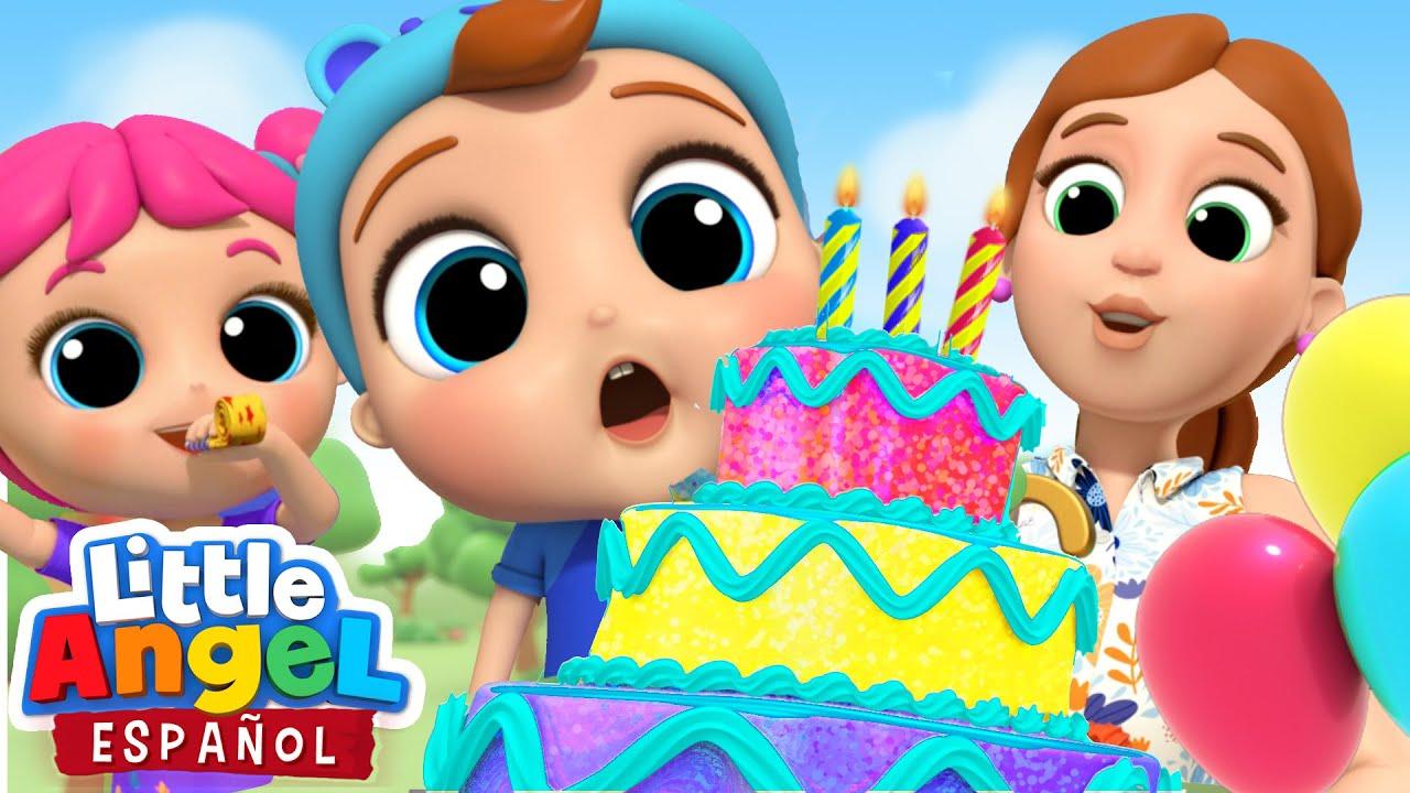 ¡Feliz Cumpleaños Bebé Juan! 🎂🎁🎉  | Canciones Infantiles | Little Angel Español
