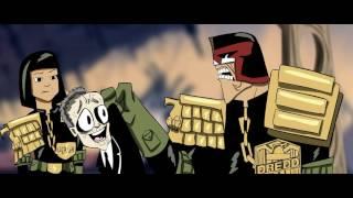 Judge Dredd Superfiend Directors Cut - Судья Дредд Демон Режисёрская Версия (Black Street Records)