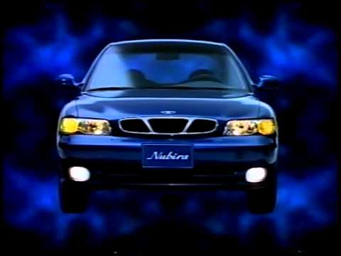 Daewoo Nubira 1997 Promo (korea)