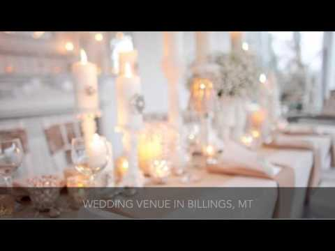 Wedding Venue Billings MT Billings Depot