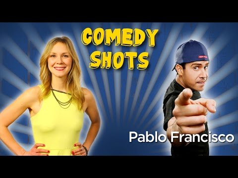 "Pablo Francisco: ""Alcohol"" Feat. Beth Hoyt - Comedy Shots #28"