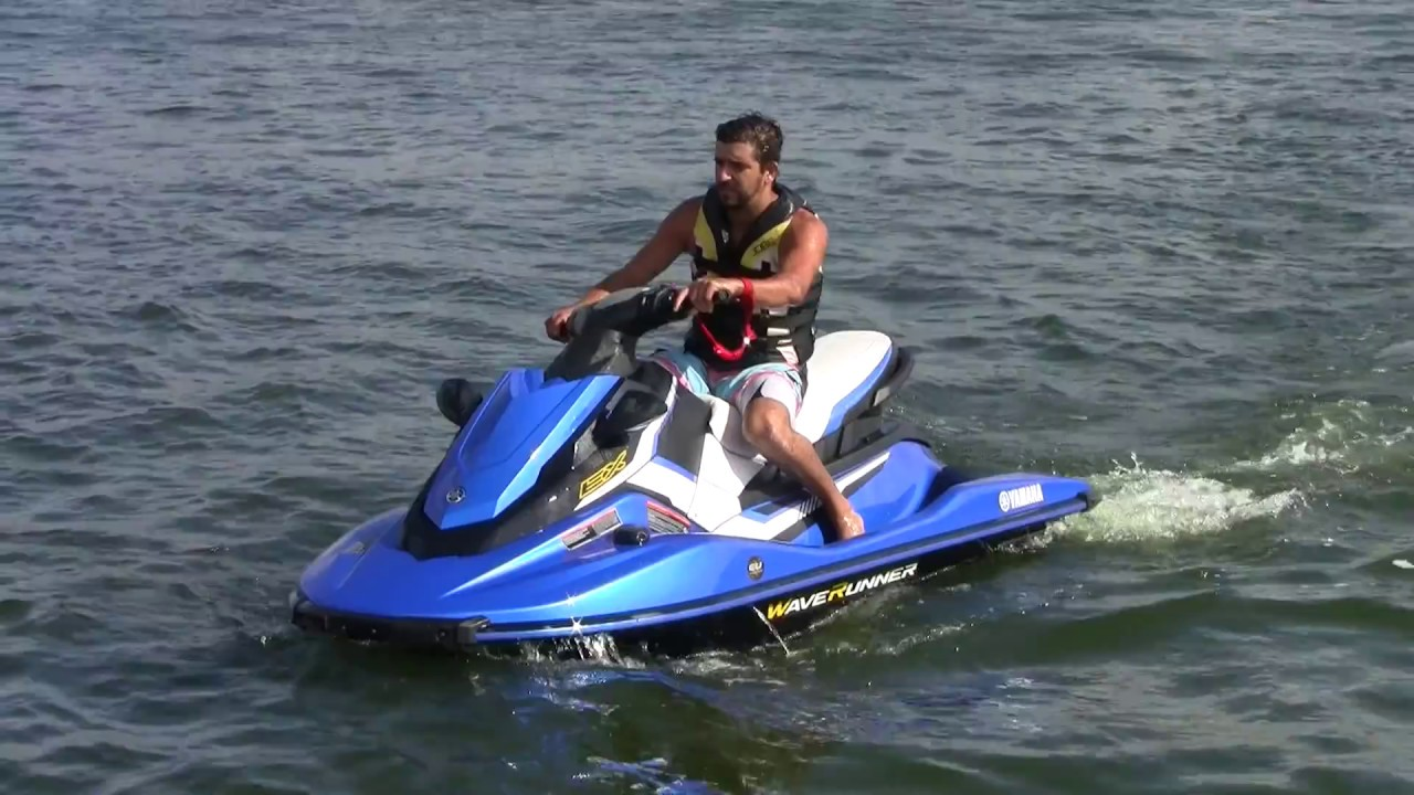 Yamaha waverunner 2017 new models youtube for Yamaha jet ski dealer