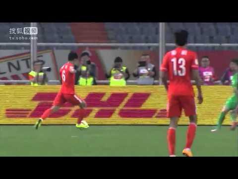 Shandong Luneng vs Beijing Guo'an 3-0 | That's Online