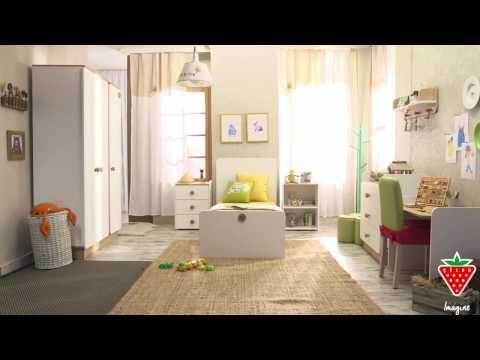 Βρεφικό δωμάτιο NATURA | Βρεφικά έπιπλα CILEK