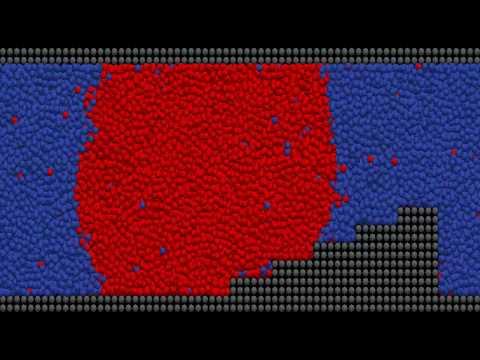 Nanofluidic Brownian ratchet