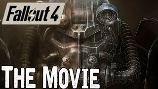 Fallout 4 All Cutscenes (Game Movie) - Brotherhood of Steel Edition