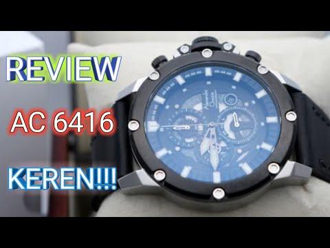 Review Jam Alexandre Christie 6416 / AC 6416 / Kerennya Kebangetan!!!/Expedition/Seiko/Casio/Fossil