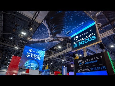 Seagate | Surveillance in Focus at ISC West 2019