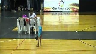 Luisa Doniani Mãos Livres torneio Estadual São Paulo São Bernardo Do Campo