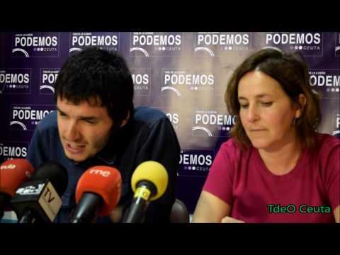Elecciones 2016-Unidos Podemos-Ceuta