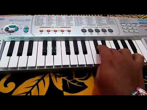 Paravashanadenu Areyuva Munnave kannada paramathma song in piano