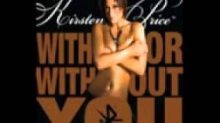 Watch Kirsten Price With Or Without You video