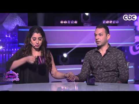 #الليلة_دي   شاهد .. آيتن عامر تكشف لماذا قامت بتامين فرحها بـ البودي جارد