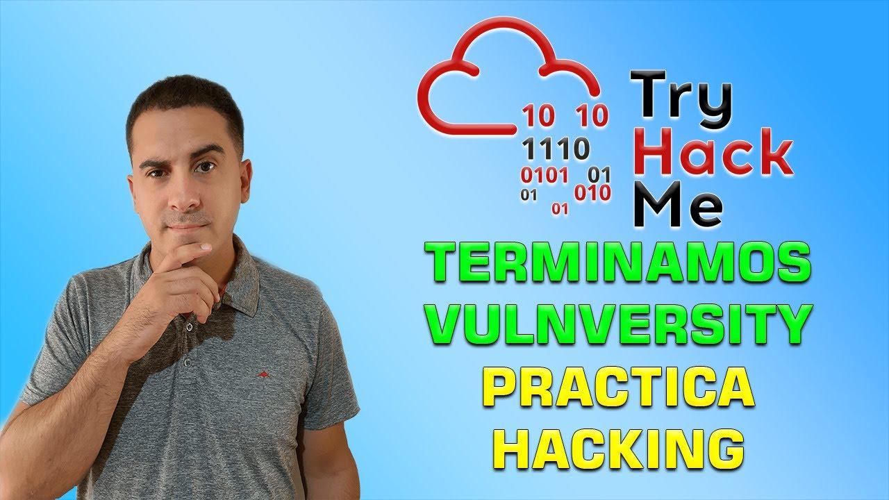 Tryhackme - Usamos burp suite, php reverse shell y tomamos control de la maquina Vulnversity Parte 3
