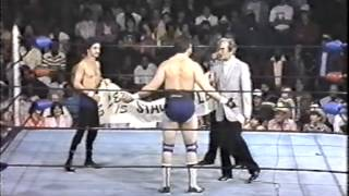 Stagger Lee vs. Ted DiBiase