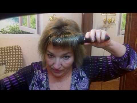 Как сделать укладку волос в домашних условиях на короткие волосы видео уроки