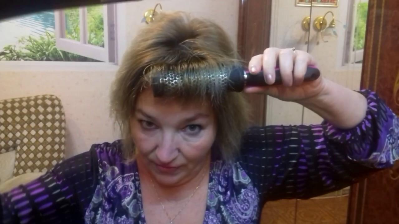 Как самому сделать укладку волос фото 875