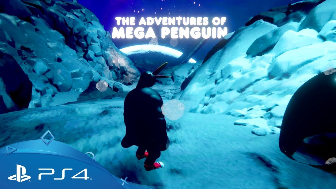 Dreams | E3 2018 Game Jam: Mega Penguin | PS4