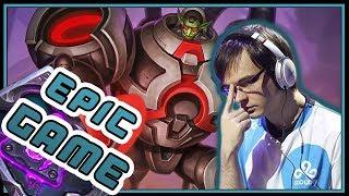 One EPIC game vs Scylla |Mecha