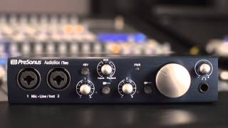 PreSonus AudioBox i Series QSG, Part 5 of 6: iPad Connectivity: auf Deutsch