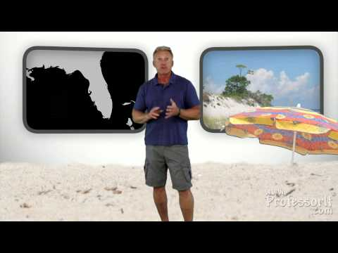 Travel Guide On Video 08: Best Beaches of the Gulf Of Mexico