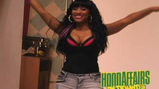 Nicki Minaj - Itty Bitty Piggy [@HoodAffairstv] Exclusive