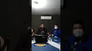 Programa Alerta Cidade entrevista com Secretario Almir Melo
