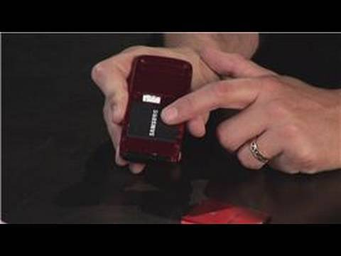 Download Cell Phones & SIM Cards : How to Install a New SIM Card