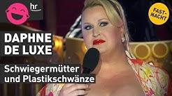 Daphne de Luxe | Mermaiding | Die hessische Weiberfastnacht 2020