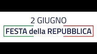 Festa della Repubblica 2021: Video-messaggio dell'Ambasciatore d'Italia in Giappone Giorgio Starace