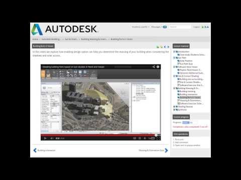 Introduction for Educators: Autodesk Building Performance Analysis Certificate