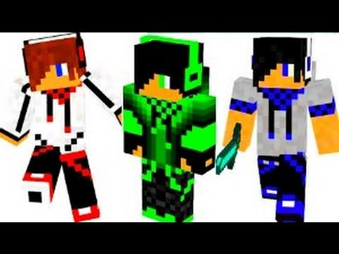 Como Trocar De Skin No Minecraft PE YouTube - Skin para minecraft pe celular